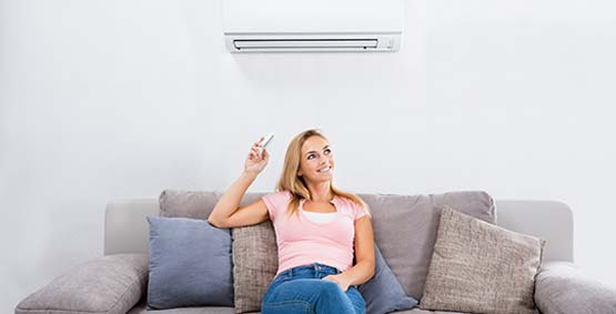 Enjoy the comfort and reliability of Panasonic ductless split systems.