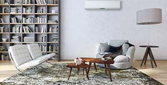 Keep your home cool and comfortable while saving with Panasonic ductless mini-splits!